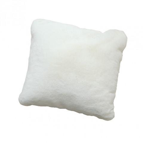 Polštář 45x45, RABITA TYP 7 - bílý