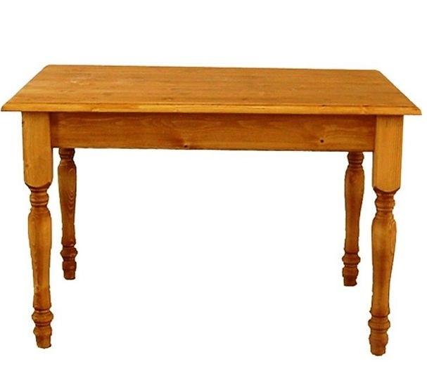 Dřevěný jídelní stůl 00440