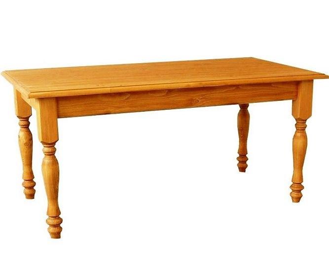 Dřevěný jídelní stůl 00442