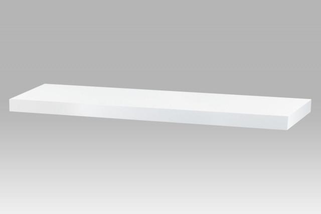 Polička 80cm P-005 WT2 - Bílá