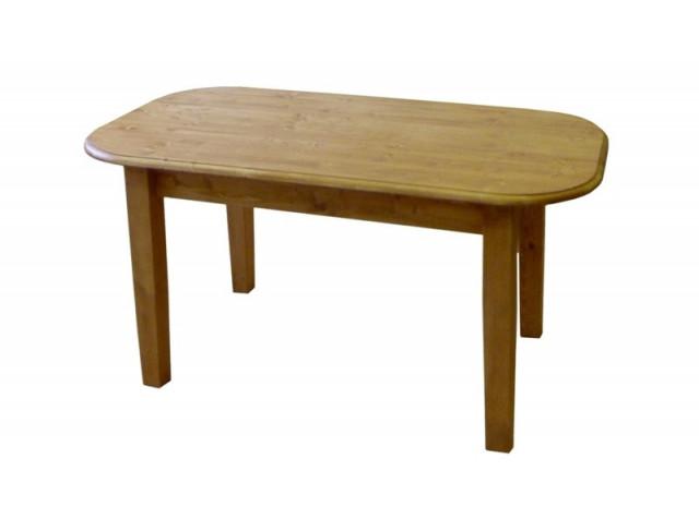 Stůl dřevěný 00463 oválný
