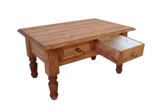 Konferenční stolek dřevěný 00421