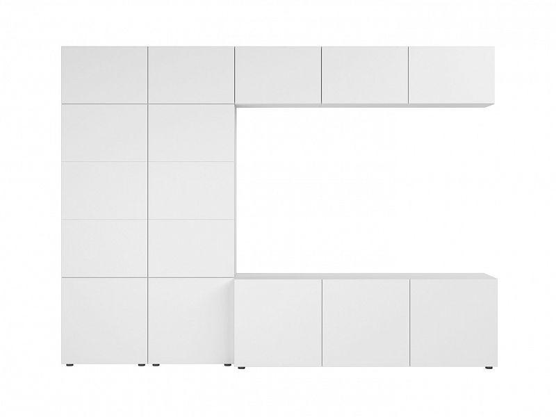 Obývací stěna Modai TV/300/60 - bílá Canadian