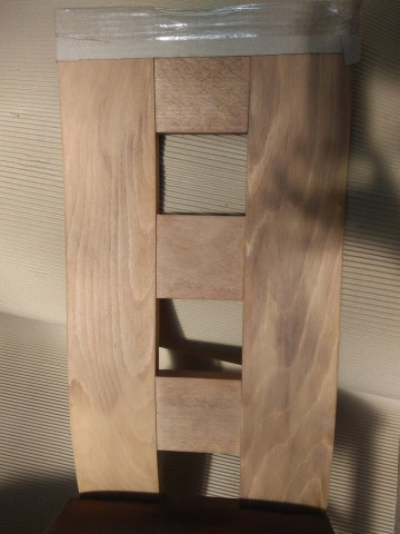 Čalouněná židle II dub sanremo/Victoria 36