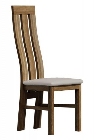 Čalouněná židle II dub stirling/Victoria 20