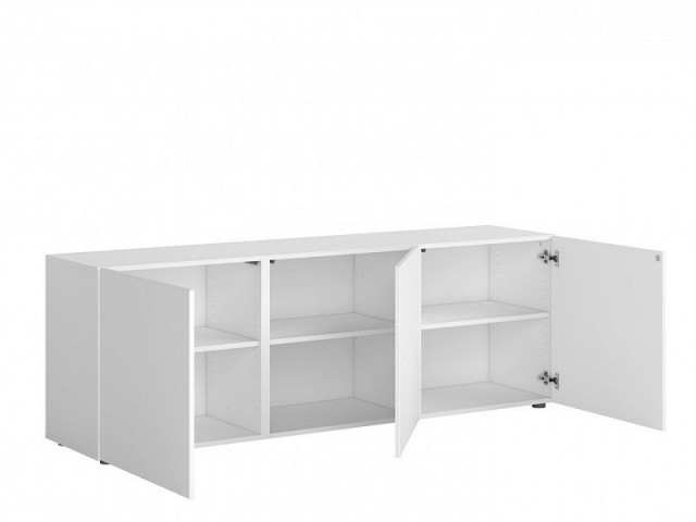 Televizní stolek Modai RTV3D/6/18 - bílá Canadian č.2