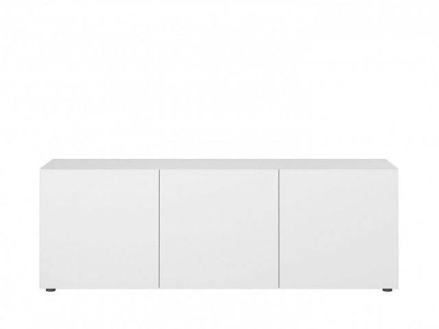 Televizní stolek Modai RTV3D/6/18 - bílá Canadian č.1