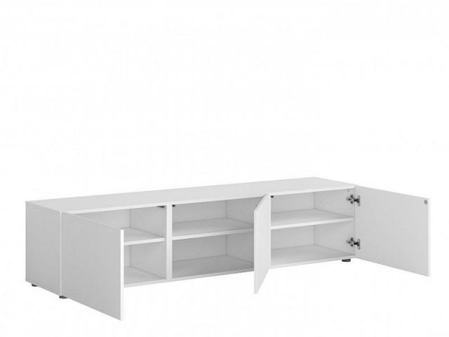 Televizní stolek Modai RTV3D/4/18 - bílá Canadian č.2