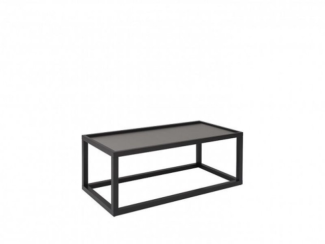 Konferenční stolek Modai LAWA 103 x 53 cm - černá č.2