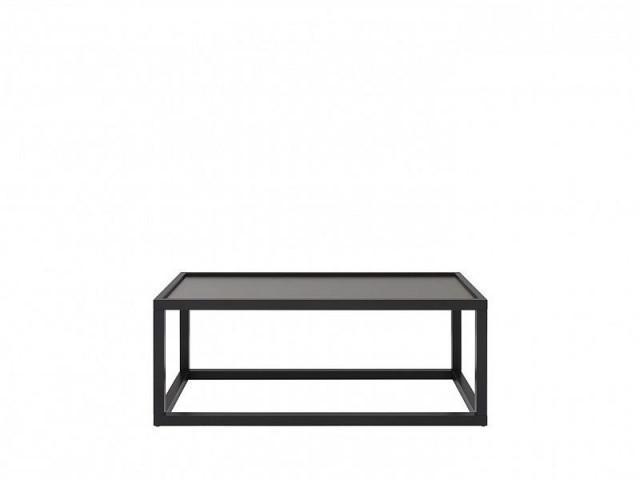 Konferenční stolek Modai LAWA 103 x 53 cm - černá č.1