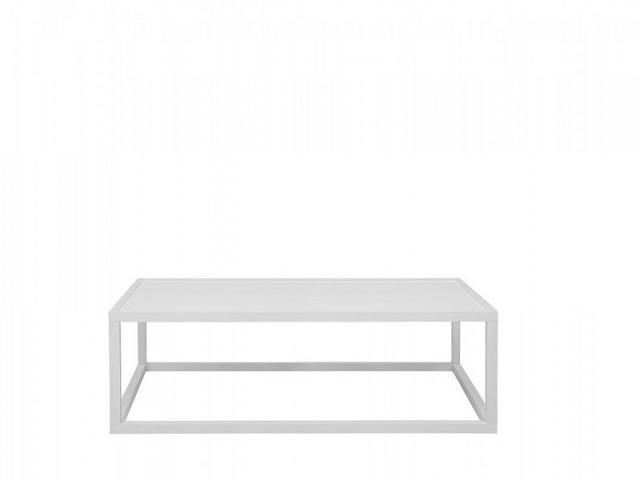 Konferenční stolek Modai LAWA 103 x 53 cm - bílá č.1
