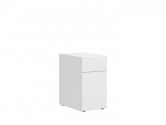 Komoda Modai KOM1D1S/4/7 - bílá Canadian č.2