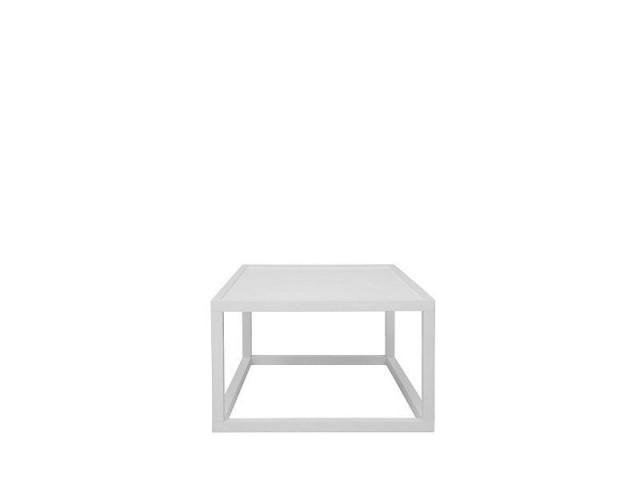 Konferenční stolek Modai LAWA 63 x 63 cm - bílá č.2