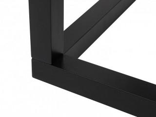 Konferenční stolek Modai LAWA 83 x 83 cm - černá č.7