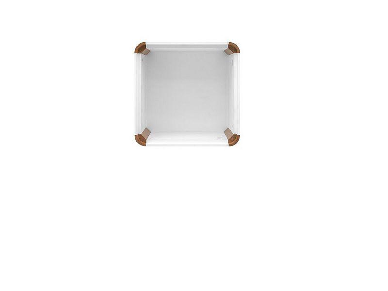 Závěsná skříňka Elis SFW 4/4 - bílá