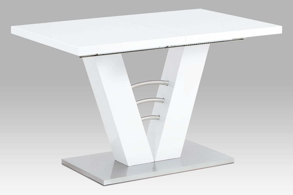 Autronic Jídelní stůl HT-510 WT