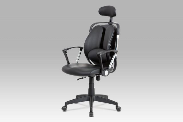 Kancelářská židle KA-D704 BK