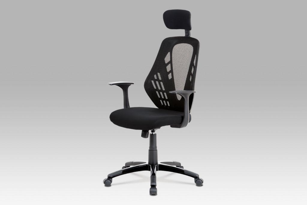 Kancelářská židle KA-K105 BK