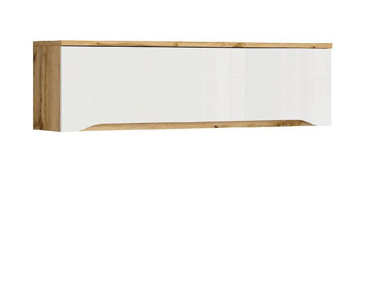 Závěsná skříňka Nuis SFW1K/135 - dub wotan