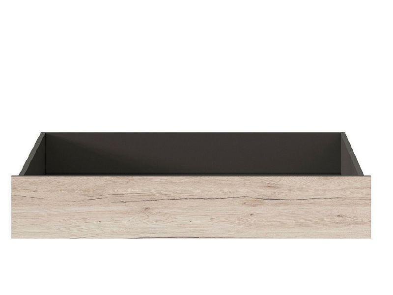 Šuplík pod postel Ronse SZU - dub san remo světlý/šedý wolfram