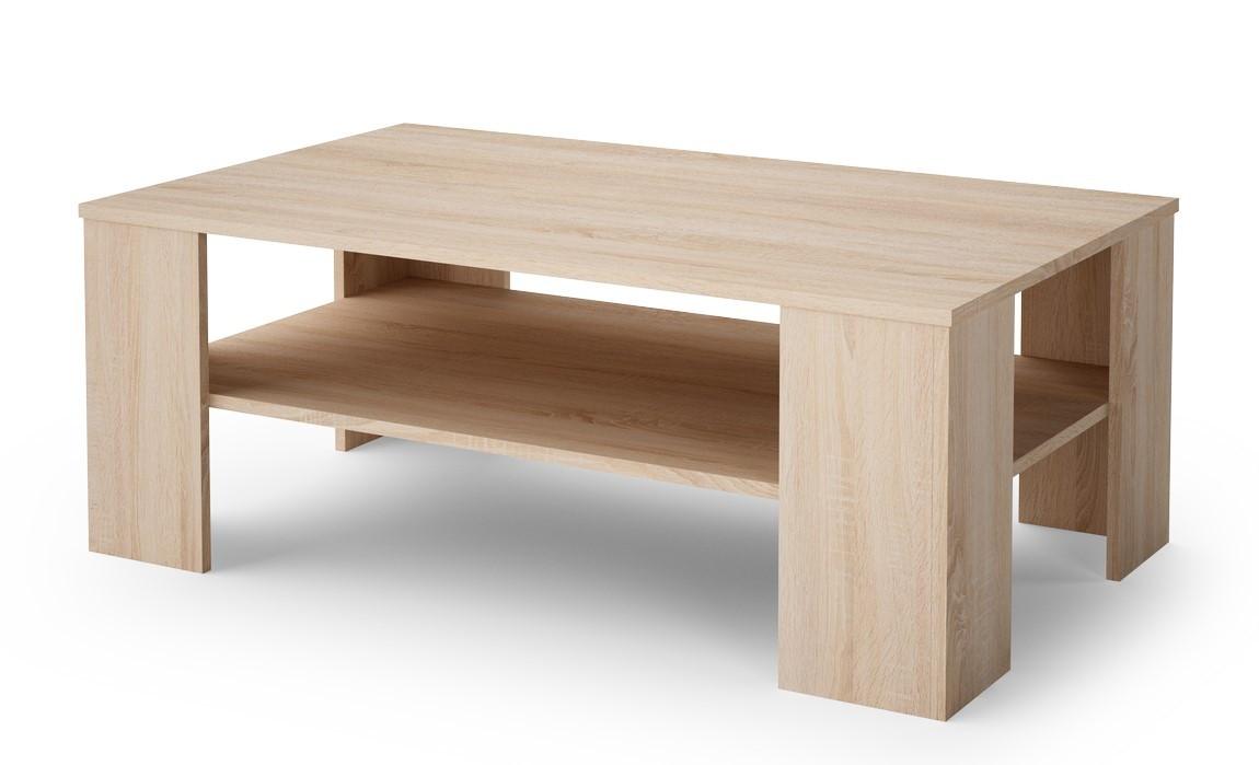 Casarredo Konferenční stolek CHECO dub sonoma
