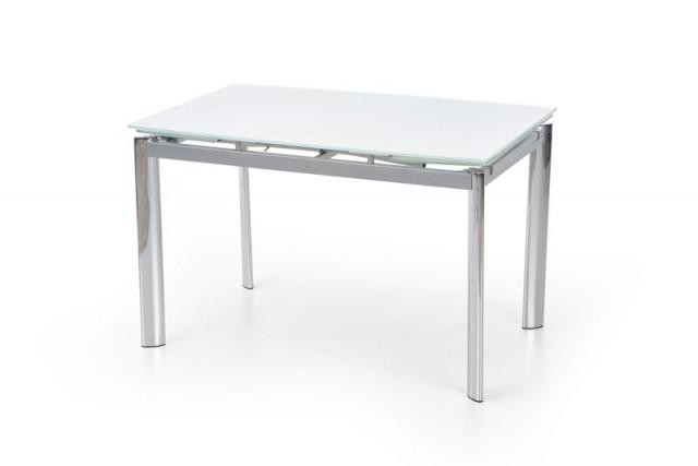 Jídelní stůl Lambert Bílé sklo - II. jakost