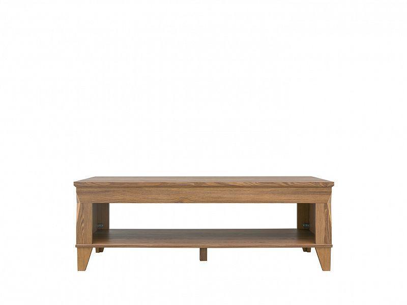 Konferenční stolek Bergen LAW/130 - modřín sibiu zlatý