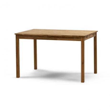 Stůl SOLIDO, nerozkládací - dub masiv