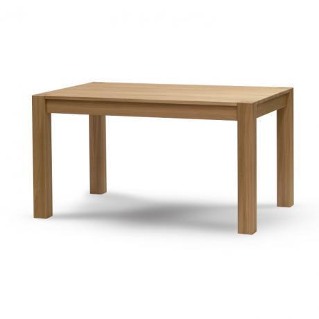 Stima Stůl DM 017 - dub masiv 140x90 cm