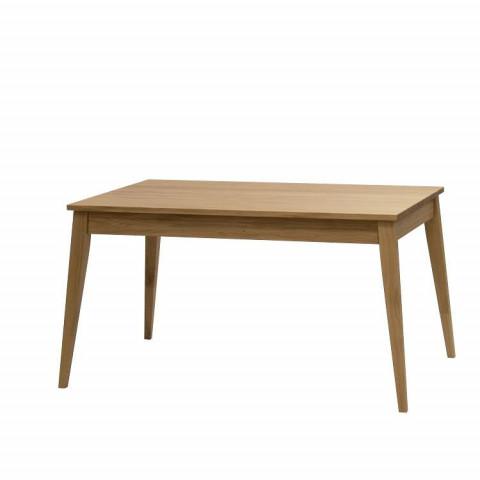 Stůl DM 018 - dub masiv