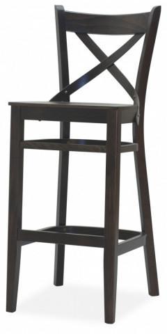 Barová židle B010-P BAR MASIV č.1