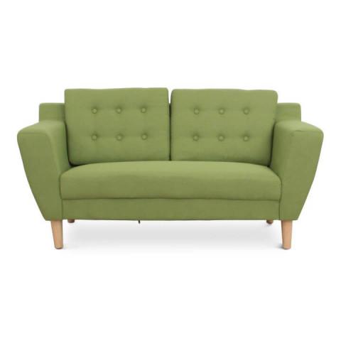 Dvojsedák SCANDI - zelená