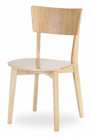 Jídelní židle DIMMY BUK MASIV č.1
