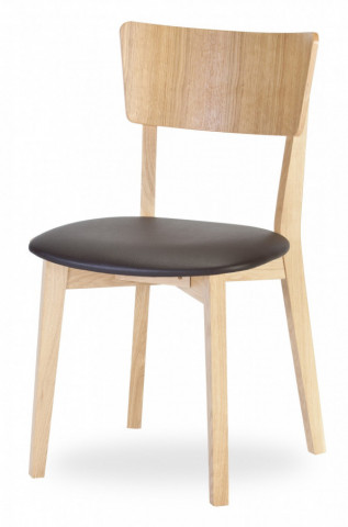 Jídelní židle DIMMY BUK LÁTKA č.1