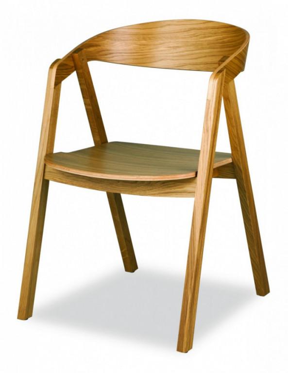 Jídelní židle Guru dub masiv