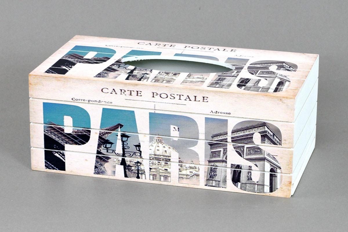 Autronic Krabička na kapesníky KP8753