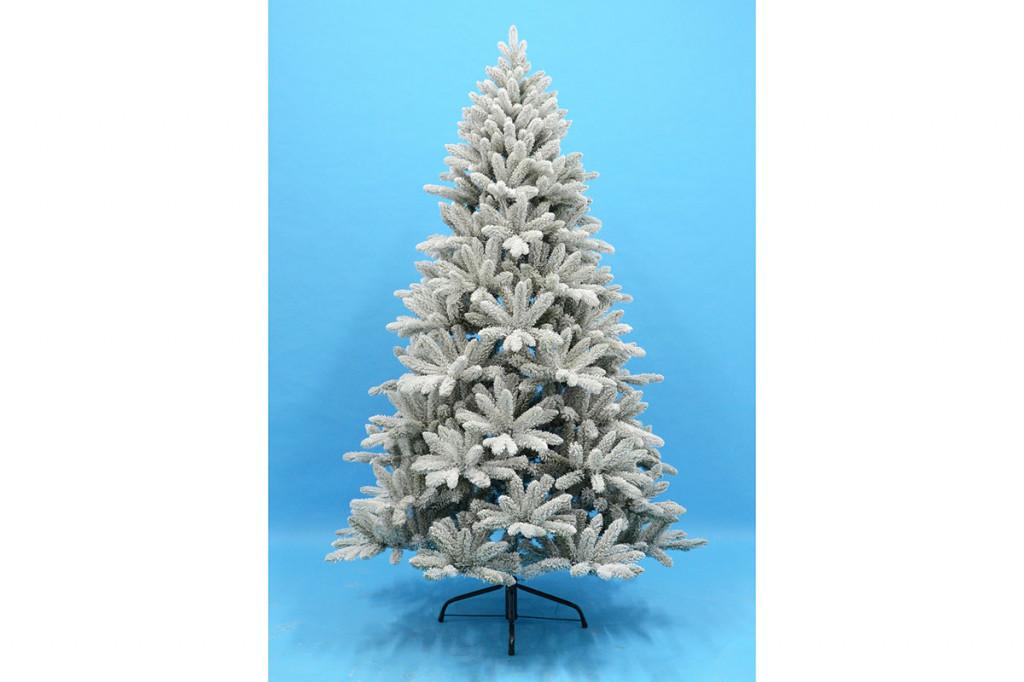 Umělý vánoční stromek bílý STROM-180WH - II. jakost