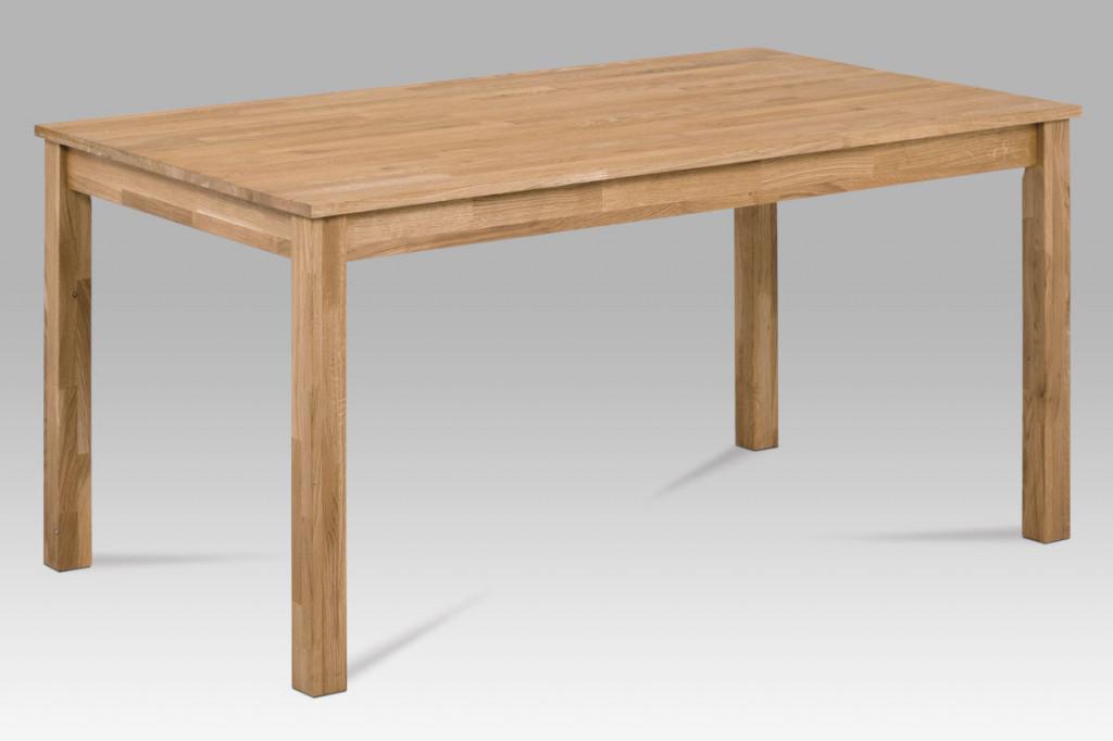 Jídelní stůl 135x80 cm T-2135 OAK