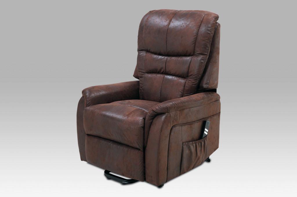 Relaxační křeslo TV-5076 BR3