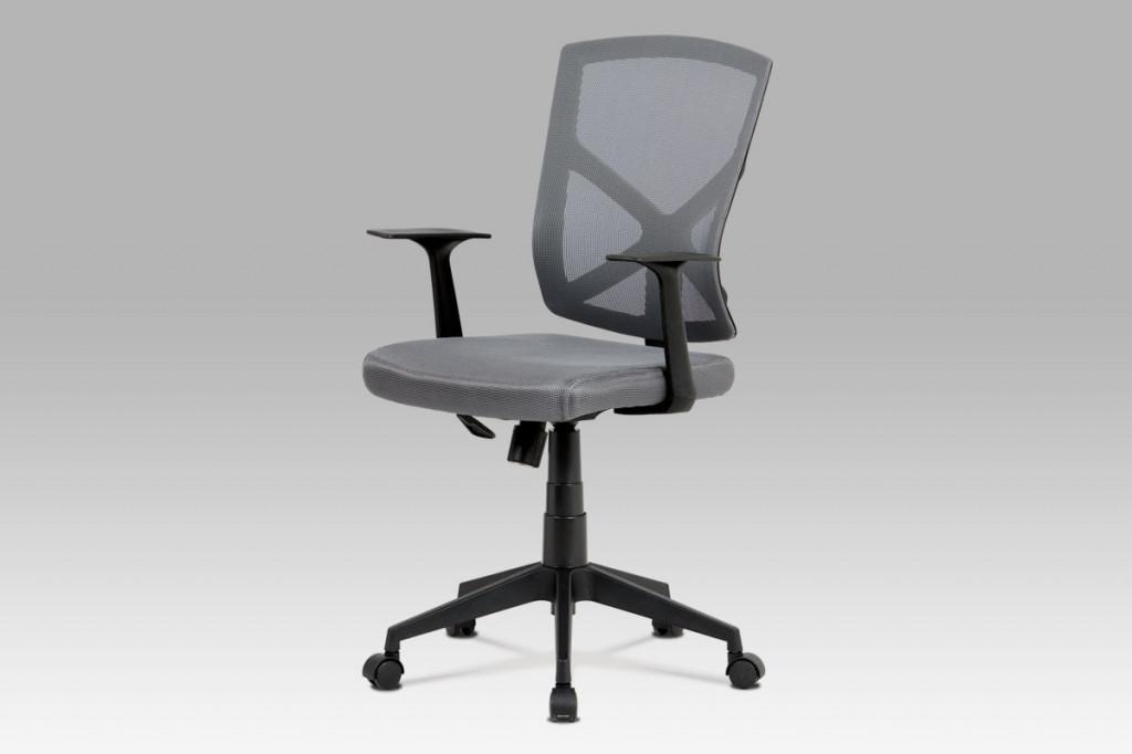 Kancelářská židle KA-H102 GREY