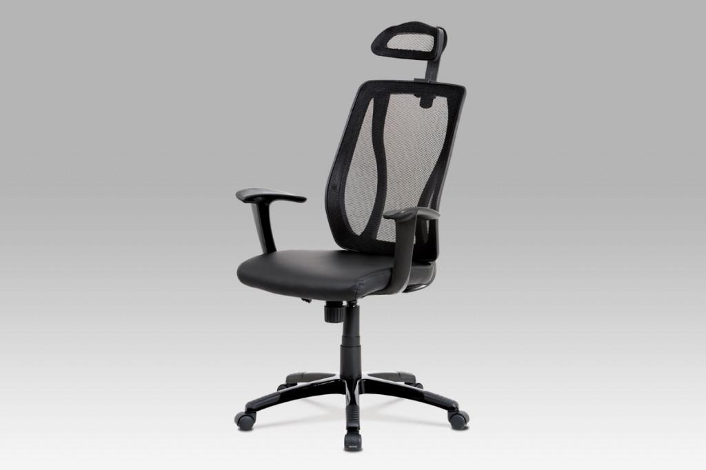 Kancelářská židle KA-K103 BK