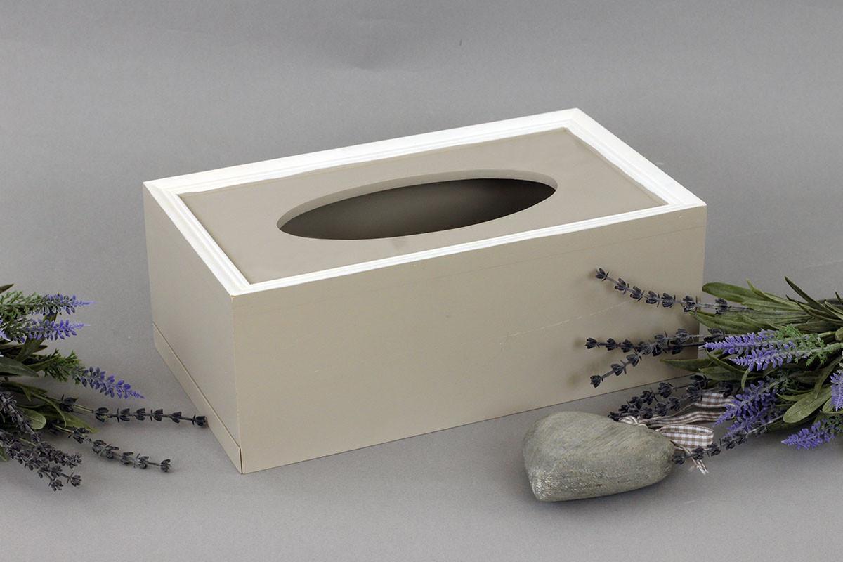 Autronic Krabička na kapesníky - ARD082 W