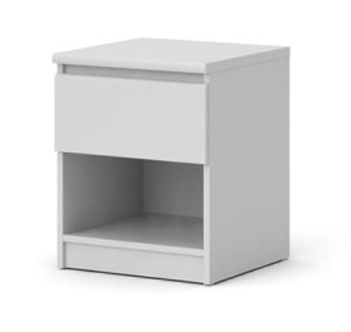Falco Noční stolek Simplicity 082 bílý