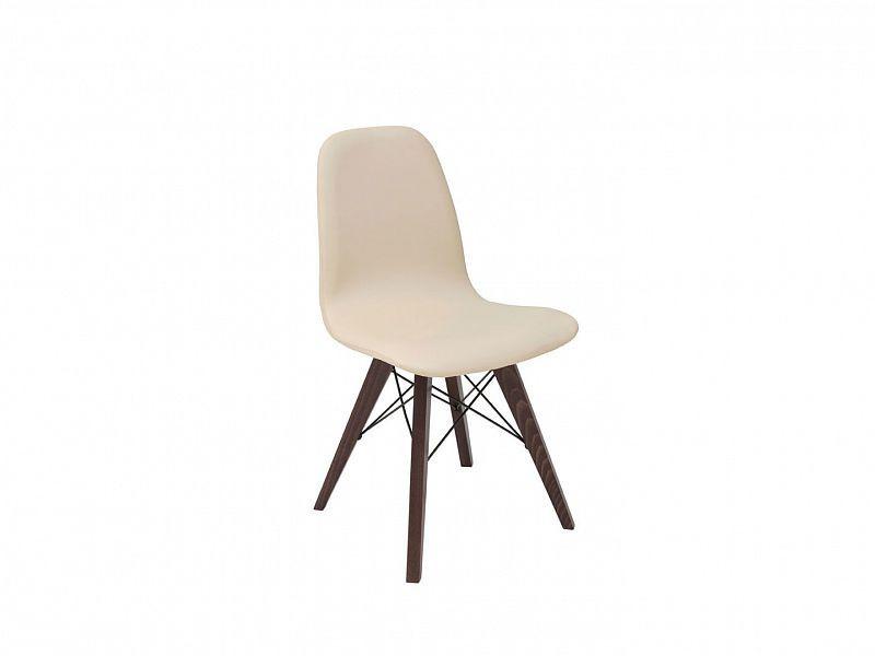 Jídelní židle Azteca ULTRA TX1088 - béžová/dub wenge