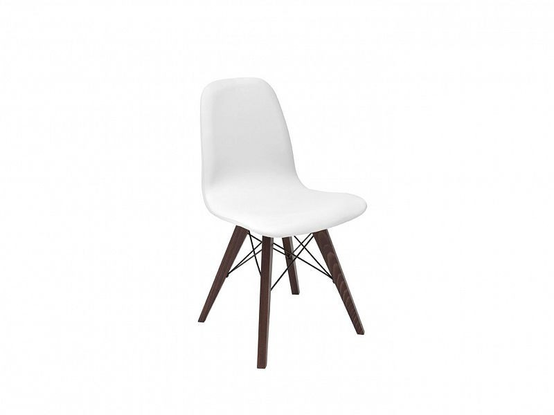 Jídelní židle Azteca ULTRA TX1089 - bílá/dub wenge