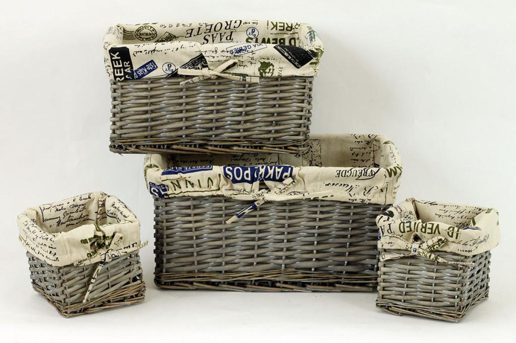 Sada košíků PK11-268-GREY