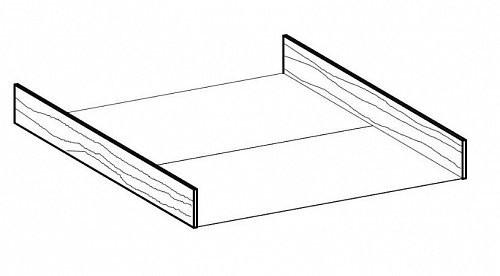 Úložný prostor Salina box u nohou (2x bočnice a dno)