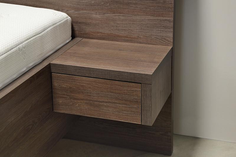 Noční stolek Salina jednozásuvková