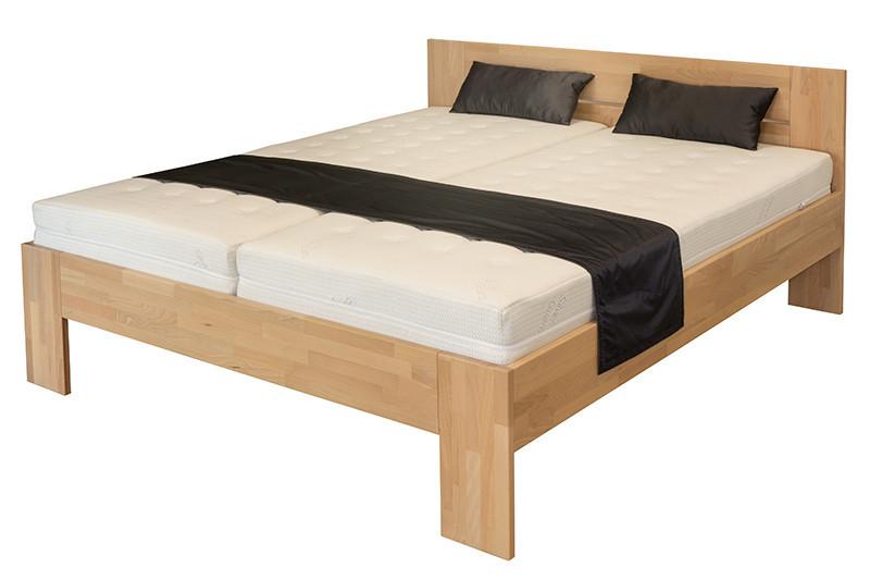 Dvoulůžková postel Vento