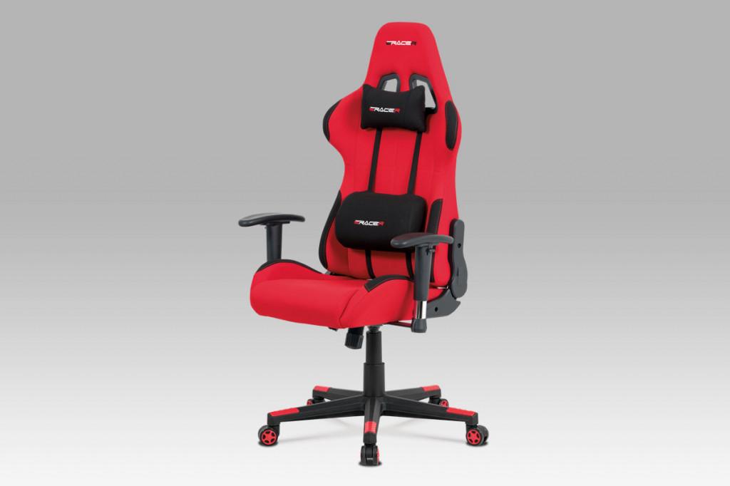 Kancelářská židle KA-F05 RED